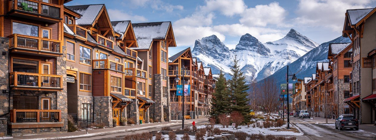 Canmore Condos For Sale