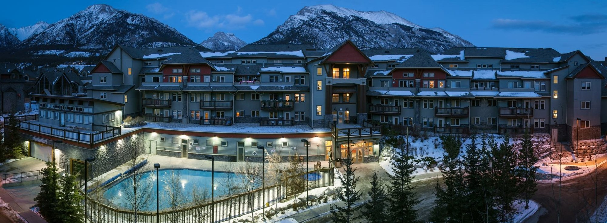 Lodges Canmore Condos For Sale